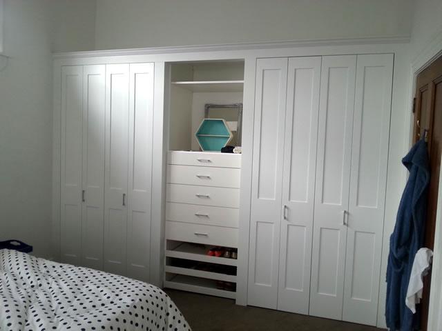 ... Wardrobe doors ... & Door Systems - Bastian Wardrobes| Kitchens | Custom Wardrobes ...